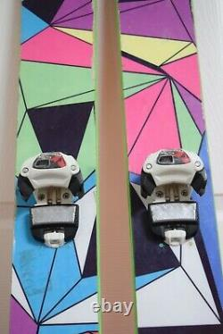Head Carlos Skis Size 188 CM With Marker Bindings
