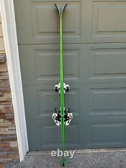 Head Monster 108 Ti 177 skis + Marker Griffon bindings all mountain chargers