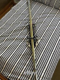 J Skis Pillows Friend Ski 187cm with Marker Duke Alpine Touring Bindings