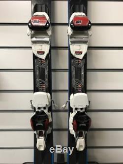 K2 AMP Velocity 2016 Ex-Demo Skis 172cm & Marker ERC 11 Bindings