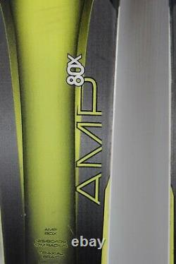 K2 Amp 80x Skis Size 177 CM With Marker Bindings