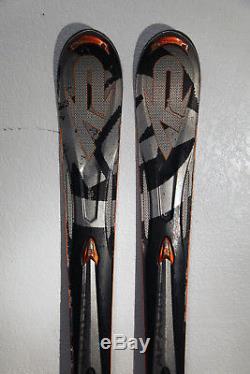 K2 Apache Crossfire Downhill Skis 160 cm. Marker Mod 12.0 Bindings FRESH TUNE