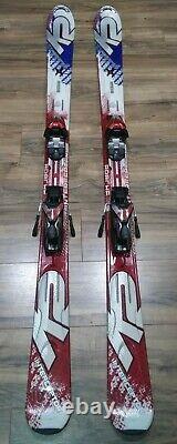 K2 Apache Interceptor All-Mountain Skis 170cm with Marker M2 11.0 Bindings