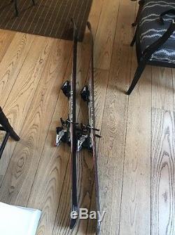 K2 Apache Outlaw 167cm Skis Marker MOD 12.0 Piston Control Bindings