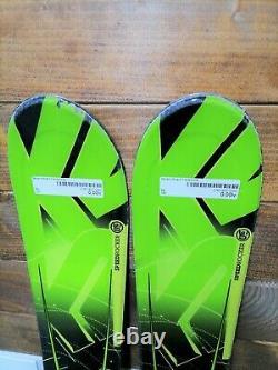 K2 Charger 167 cm Ski + Marker MX12 Bindings Winter Sport Snow Outdoor Fun