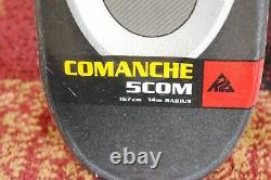 K2 Comanche 5 Com Skis Size 167 CM With Marker Bindings