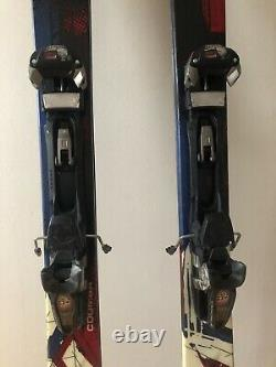 K2 CoombaCK Backcountry Skis With Marker Baron Bindings 181cm