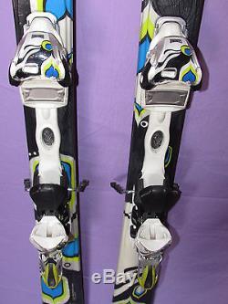 K2 Lotta LUV TNine T9 women's skis 160cm with Marker ERS 11.0 TC adj. Bindings
