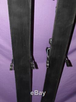 K2 Lotta LUV TNine women's skis 167cm with Marker MOD 11.0 adjustable bindings