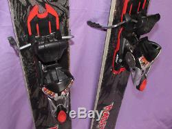 K2 MADE'N AK big moutain powder skis 179cm with Marker 14.0 FREE Airpad bindings