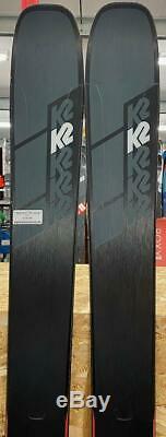 K2 Mindbender 99Ti 2020 Ex-Demo Skis + Marker Griffon 13 TCx Bindings 177cm
