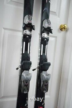 K2 One Luv Skis Size 160 CM With Marker Bindings
