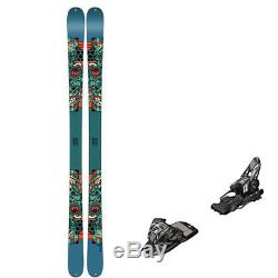 K2 Press 159cm Men's Skis New 2017 With Marker 11.0 Binding