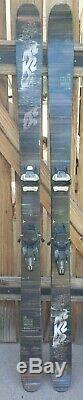 K2 Press (169cm) Skis with Marker Griffon Bindings