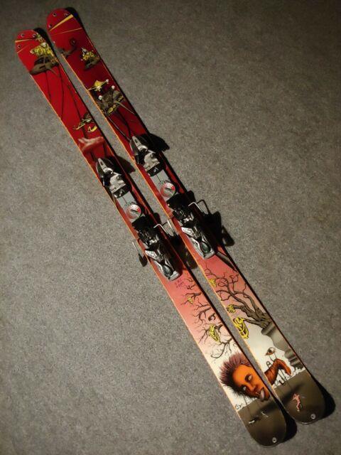 K2 Seth Pistol Twin Tip 179cm Skis Marker M 11.0 Bindings