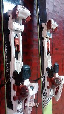 K2 Sidestash (181 CM) withMarker Duke16 touring bindings and new skins