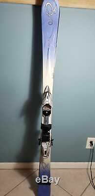 K2 Sweet Luv Skis With Marker Bindings 146cm + Bag +GOODE Ski Poles FREE SHIPPI