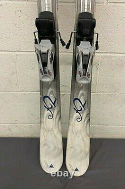 K2 TNine 153cm 119-72-103 r=12m Women's Skis withMarker MOD 10.0 Bindings GREAT