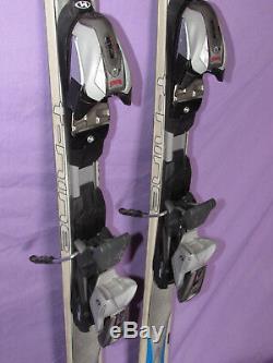 K2 TNine Spire MOD t9 t-9 women's skis 160cm with Marker M1000 ski bindings