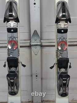 K2 TNine Sweet Luv Womens 160cm Skis with Marker Mod 9.0 Bindings