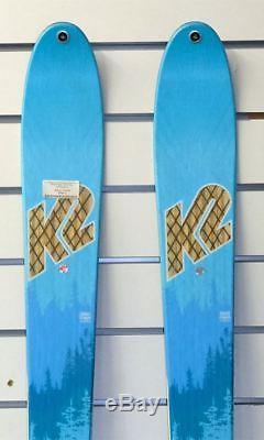 K2 Talkback 82 2018 Ex-demo Womens Skis 160cm   Marker Kingpin 10.0 Bindings f058c3f816