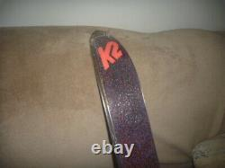K2 Vintage 1993-94 5500 Cs Snow Skis Never Drilled With Marker M51 Sc Bindings