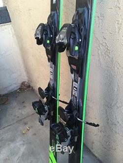 K2 iKonic 80 Ti Skis With Marker MXC 12 TCx Bindings 2018