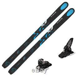KASTLE FX 95 HP Skis with Marker Griffon 13 Bindings 165-173-181-189cm AF95H15K