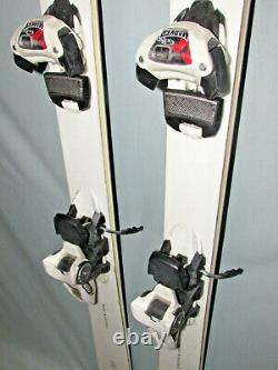 KASTLE MX 83 all mountain skis 173cm with Marker GRIFFON 13 ski bindings SNOW