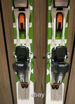 Kastle BMX 108 Skis 188 cm With Marker Duke EPF bindings, 2013 model year