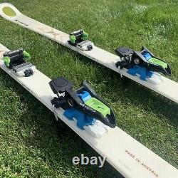 Kastle LX 82 All Mountain Skis 164 cm With Marker Squire Bindings Lightly Used