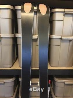 Kastle MX88 Skis withMarker Attack 13 Bindings