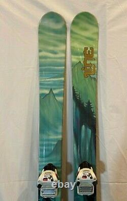 LINE Prophet 100 172cm 134-100-125 Twin-Tip Skis Marker Griffon Bindings & Poles