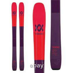 Lightly Used Womens 2020 Volkl 90Eight W 163cm with Marker Squire Bindings