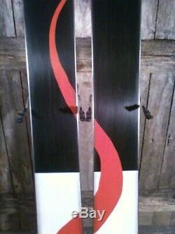 Line Mr. Pollard Opus Skis 185 cm. With Marker Griffon Bindings. 2013 year