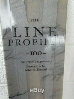 Line Prophet 100 Skis Length 172 cm With Marker Free 12 Din Bindings