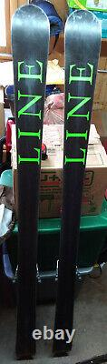 Line Prophet 90 Skis 179 with Marker F10 Tour AT Bindings