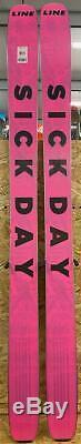 Line Sick Day 114 2020 Ex-Demo Skis + Marker Griffon 13 TCx D Bindings 190cm