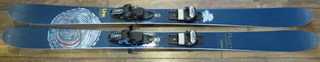 Line Sir Francis Bacon Skis 2019 184cm With Marker Griffon Bindings Ridden Twice