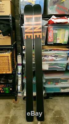 Line Supernatural 100mm 172cm Skis + Marker Griffon Bindings