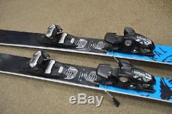 Line Supernatural 86 Performance Demo Skis with Marker Binding 179cm