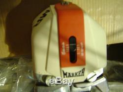MARKER MR Rotamat ski bindings 4-10-S, New
