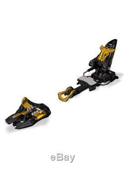 Marker 2017 Kingpin 10 Ski Bindings 75-100 mm Brake