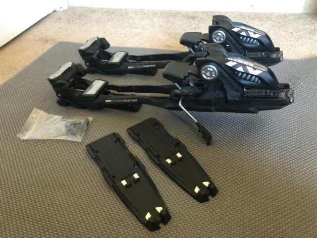 Marker Baron At Touring Ski Binding 110mm Brake Large Good Condition