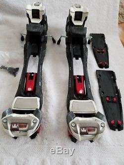 Marker Baron Bindings AT Alpine Touring Ski Used Large Mondo 26+ BSL 305-365