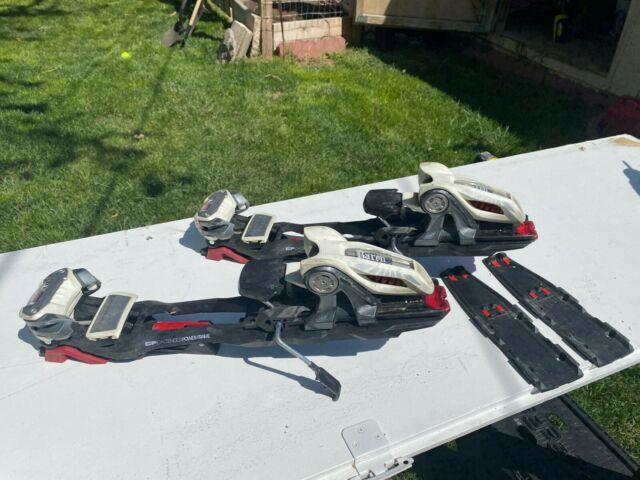 Marker Baron Ski Bindings (size Small 265-325mm With 110mm Brake)