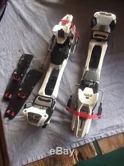 Marker DUKE 16 Alpine Touring AT Ski Bindings Randonee with Hardware Size Large