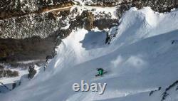 Marker Duke PT 12 Ski Bindings 2021 100mm Brake, Black/Red