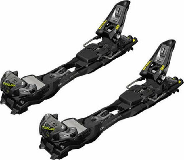 Marker F12 Tour Epf S 265-325, Ski Bindings 110mm Brake, Blk/antracite 2018 New