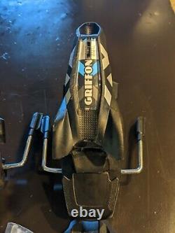 Marker Griffon 13 ID Ski Bindings 110mm Black